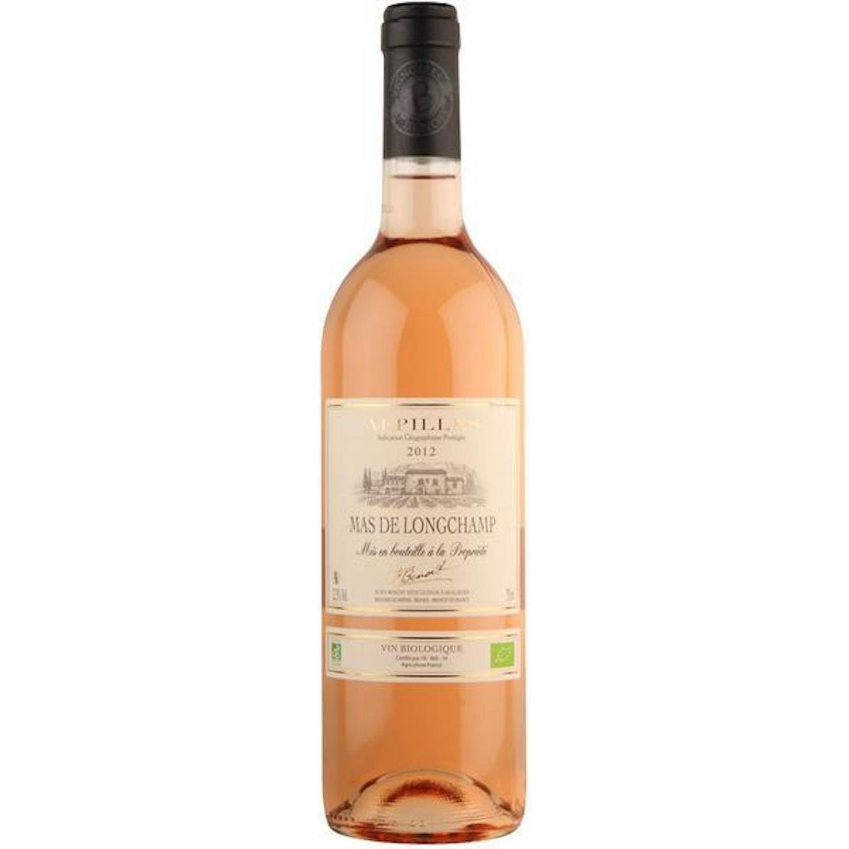 Mas de Longchamp Rosé, 2020