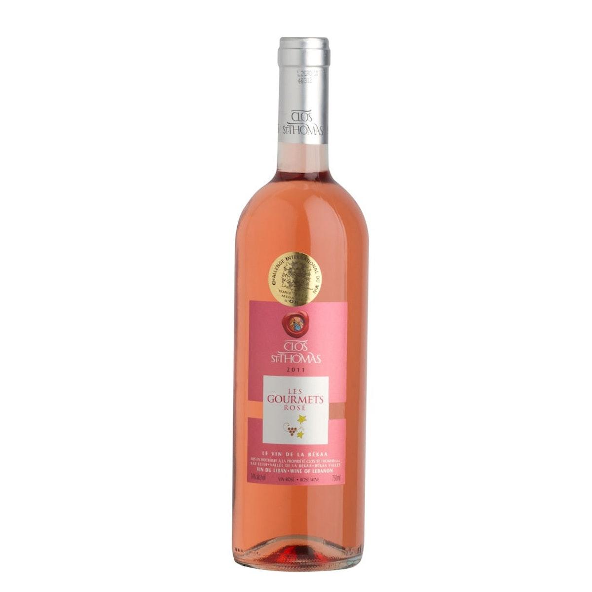 'Les Gourmets rosé'