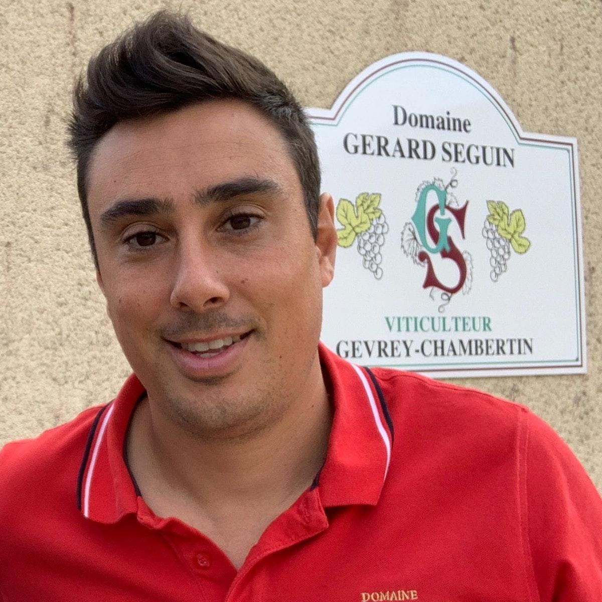 Bourgogne rouge Cuvée Gerard