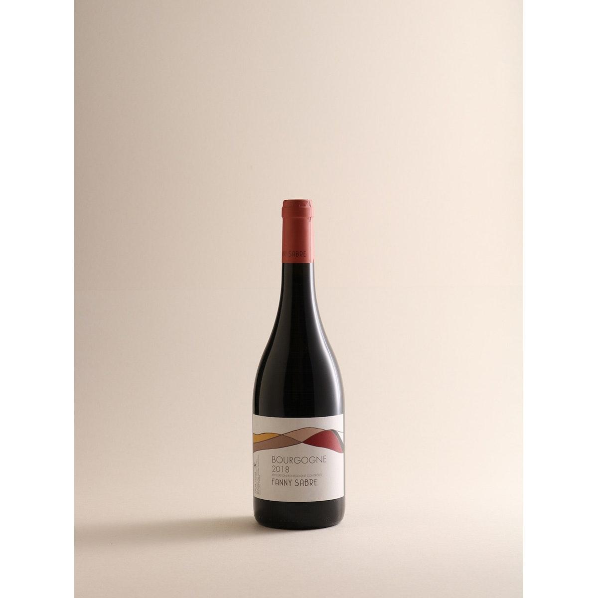 Bourgogne rouge , 2017