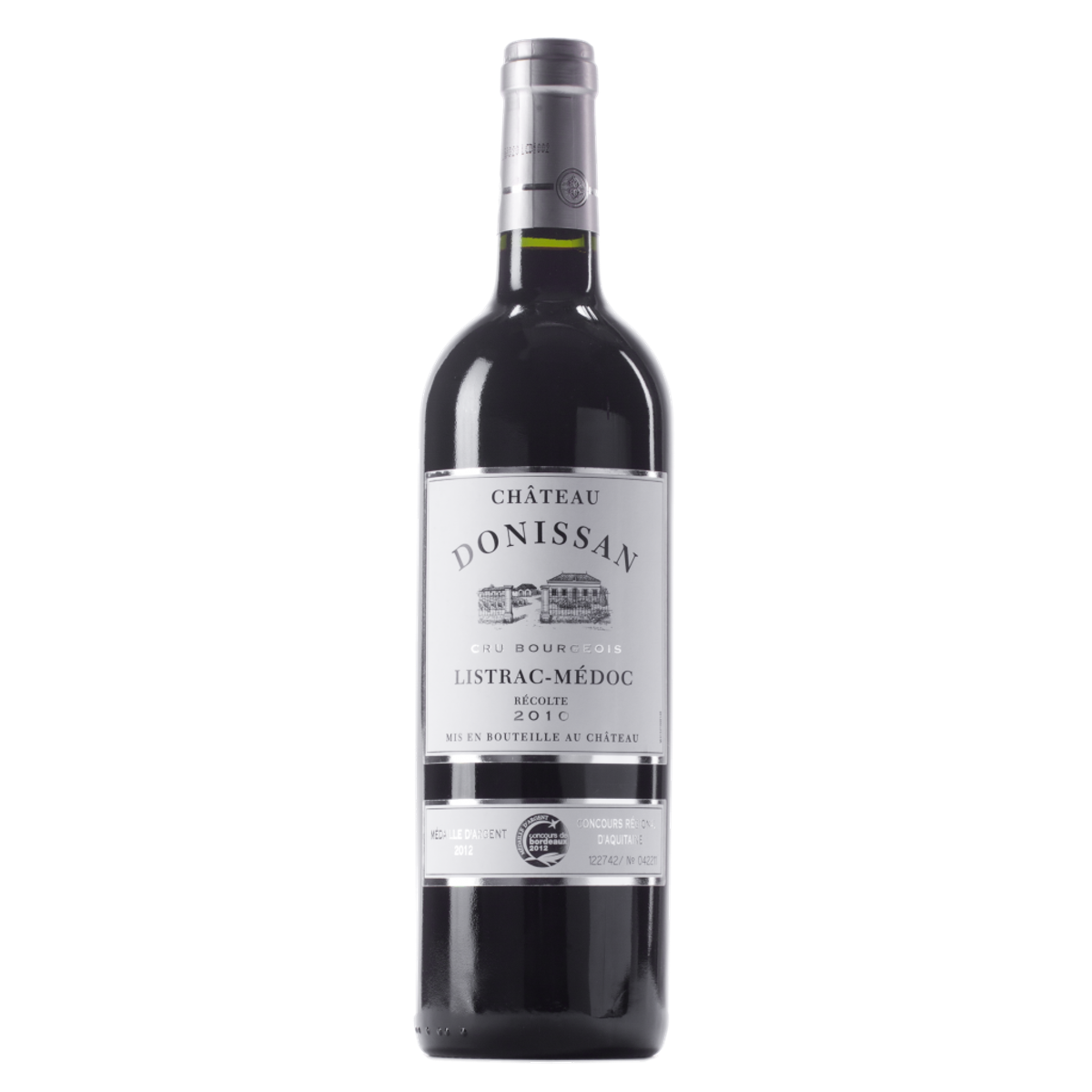 Listrac Medoc, Chateau Donissan, 2012