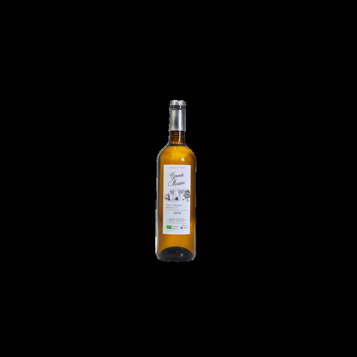 Bergerac Blanc Sec, Cuvée Dianaïs