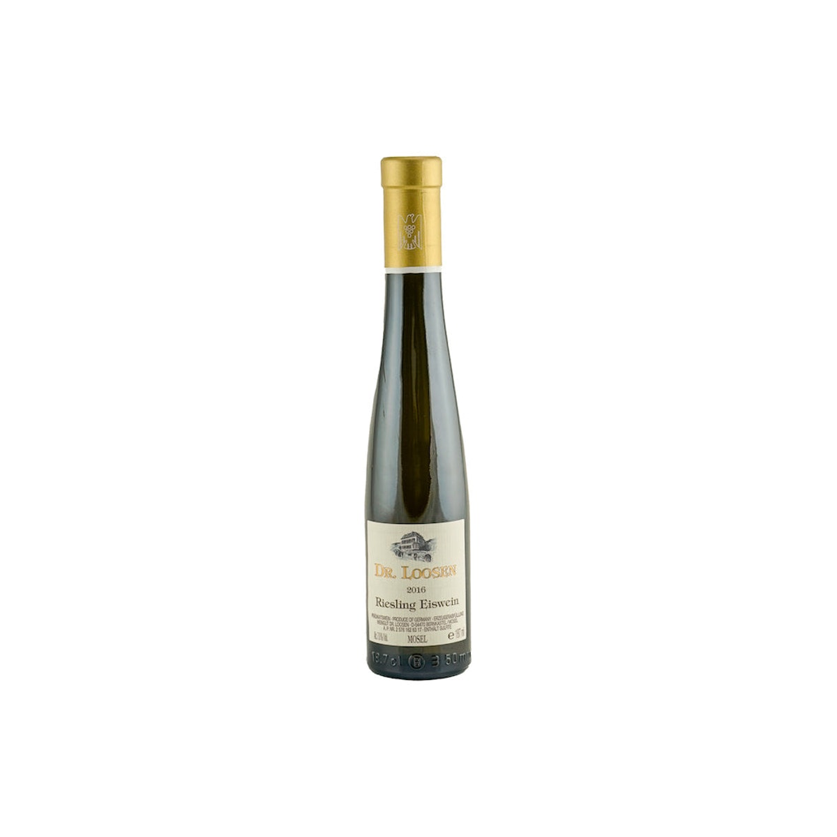 0,187L Riesling Eiswein, 2016