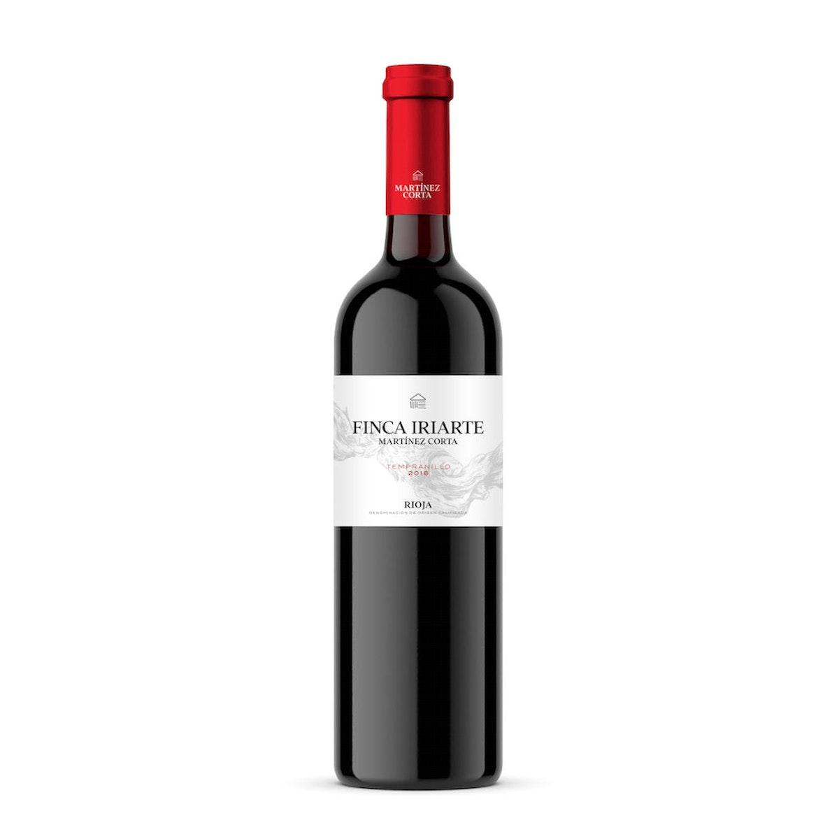 Rioja Finca Iriarte, 2018