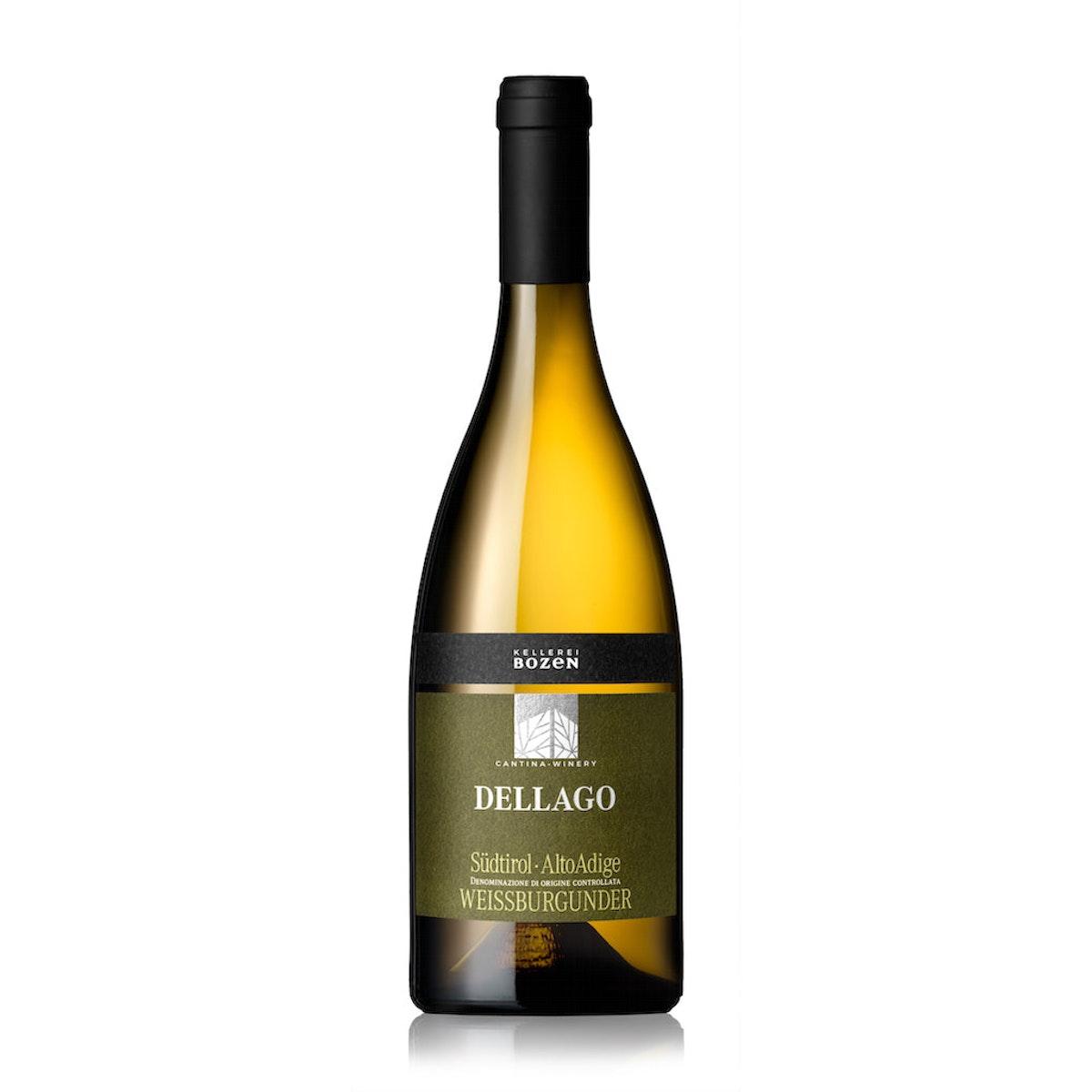 Weissburgunder (Pinot Bianco) 'Dellago'