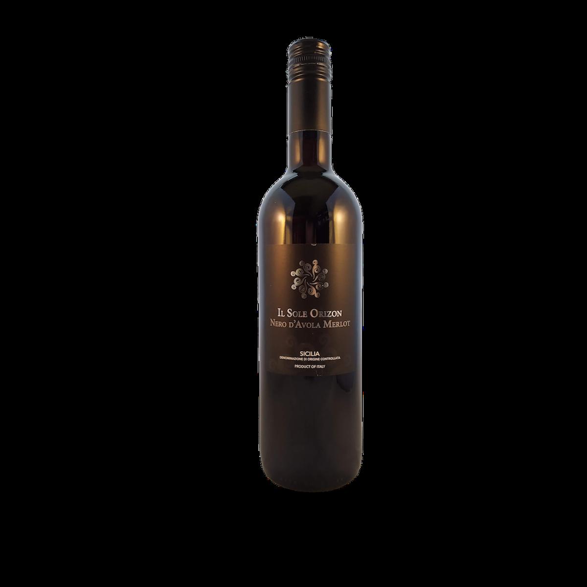 Nero d'Avola/Merlot  'Il Sole', Mondo del Vino, 2018