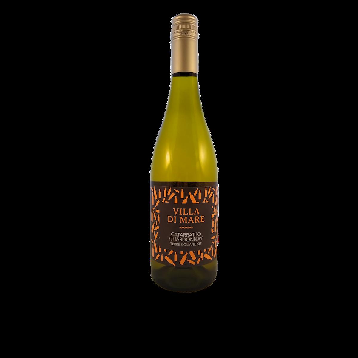 Chardonnay- Catarratto 'Villa di Mare'