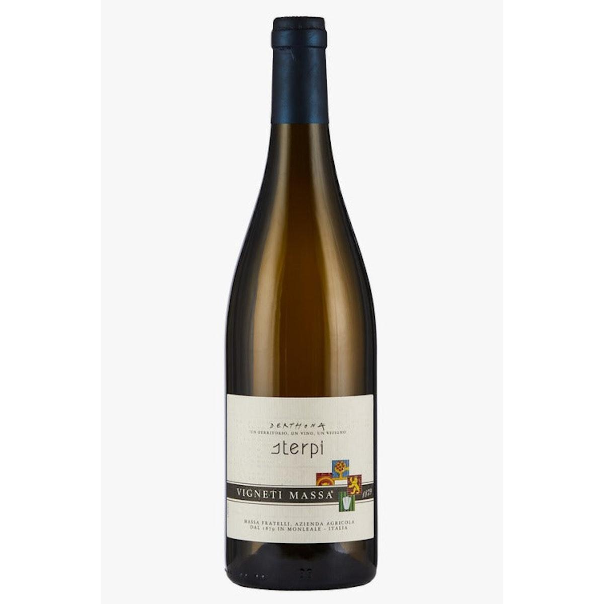 Vino Bianco Sterpi, 2018