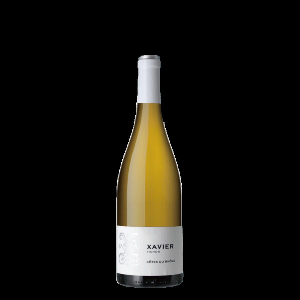 Côtes du Rhône Blanc, 2020