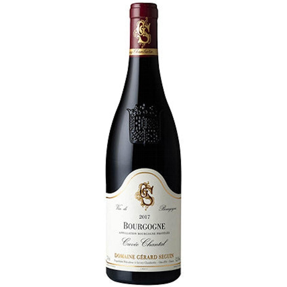 Bourgogne Rouge ´Cuvée Chantal´, 2017