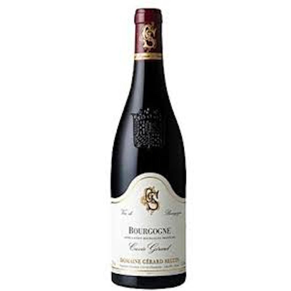 Bourgogne rouge 'Cuvée Gerard', 2018