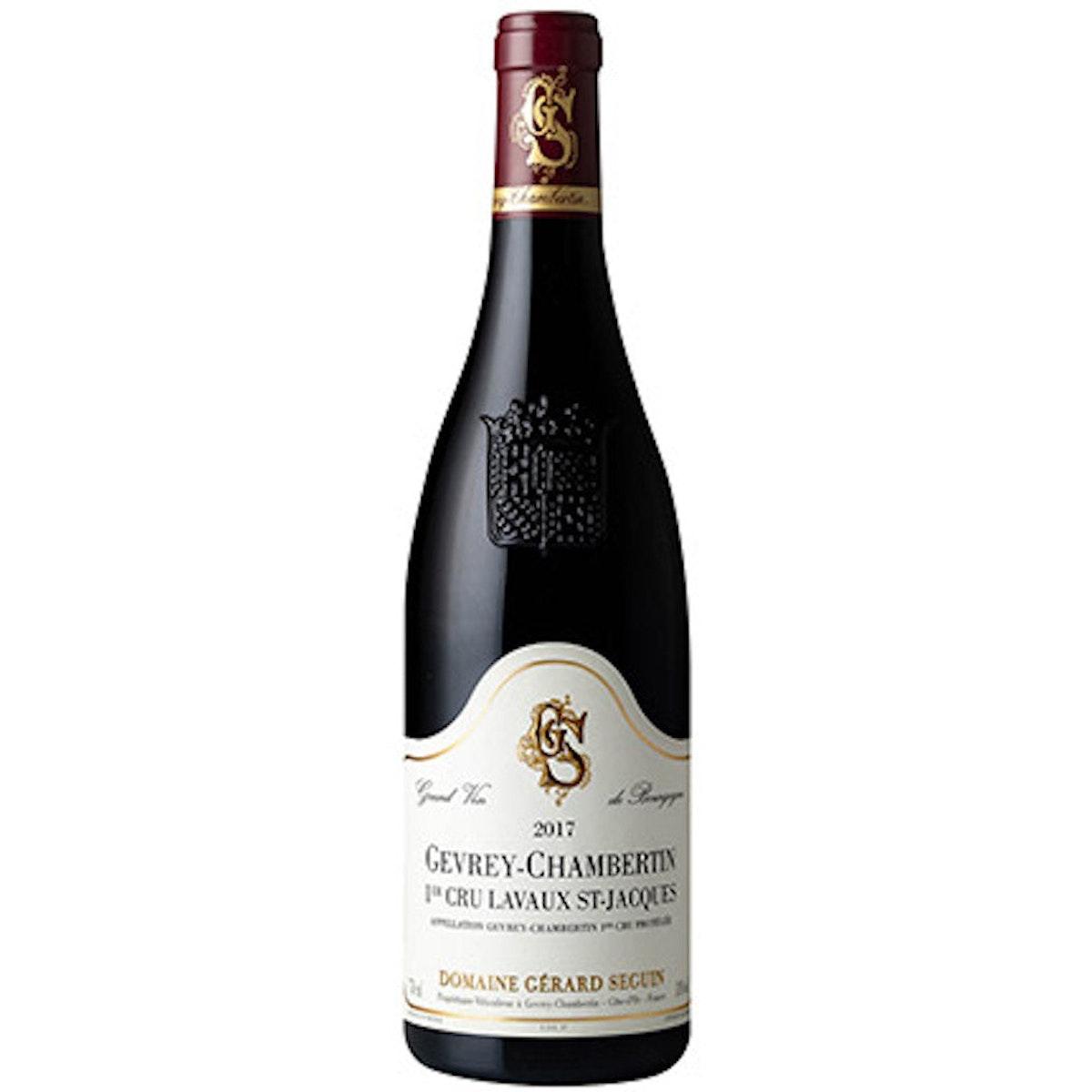 Gevrey-Chambertin 'Lavaux-St-Jacques 1er Cru', 2017