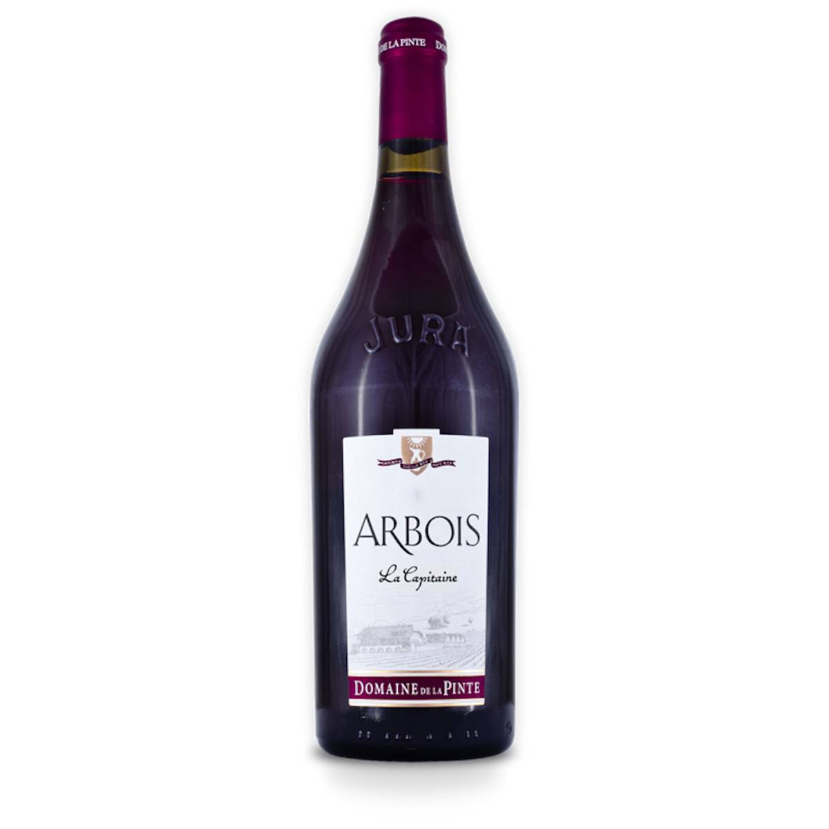 Arbois Rouge La Capitaine