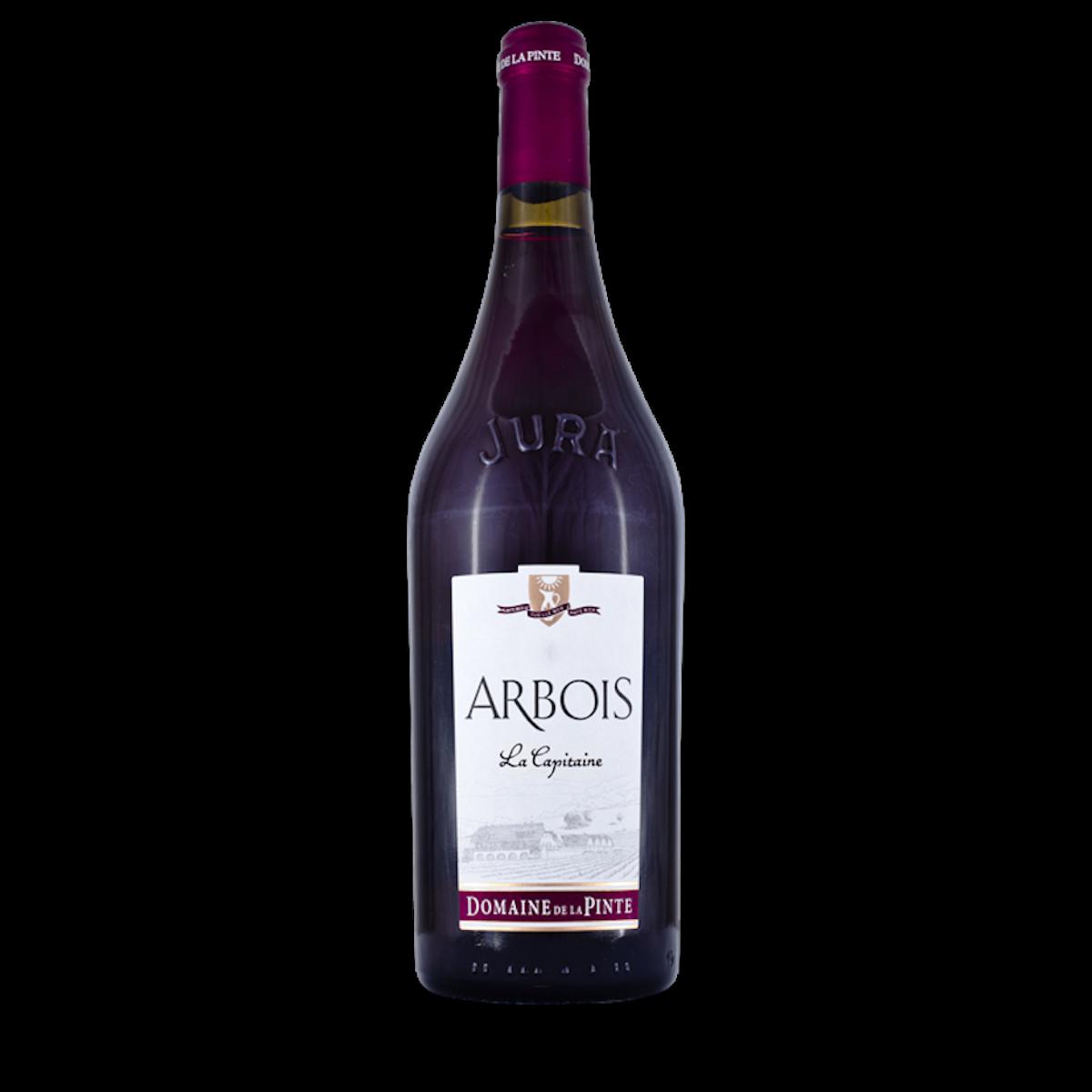 Arbois Rouge La Capitaine, 2018