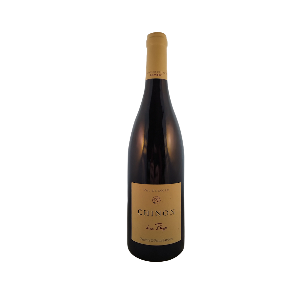 Chinon rouge 'les Puys'  Danae, 2016