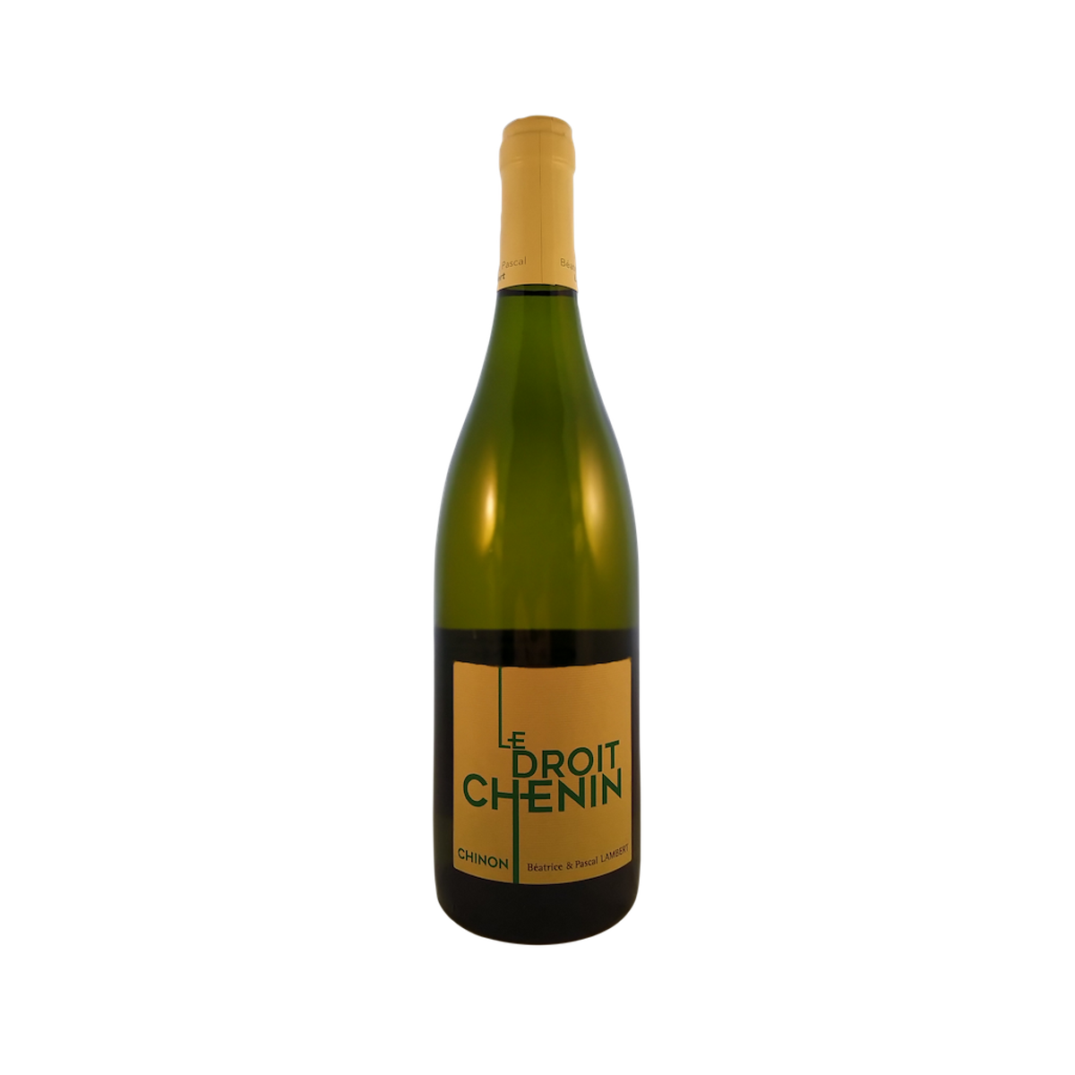 Chinon Blanc 'Le Droit Chenin', 2020