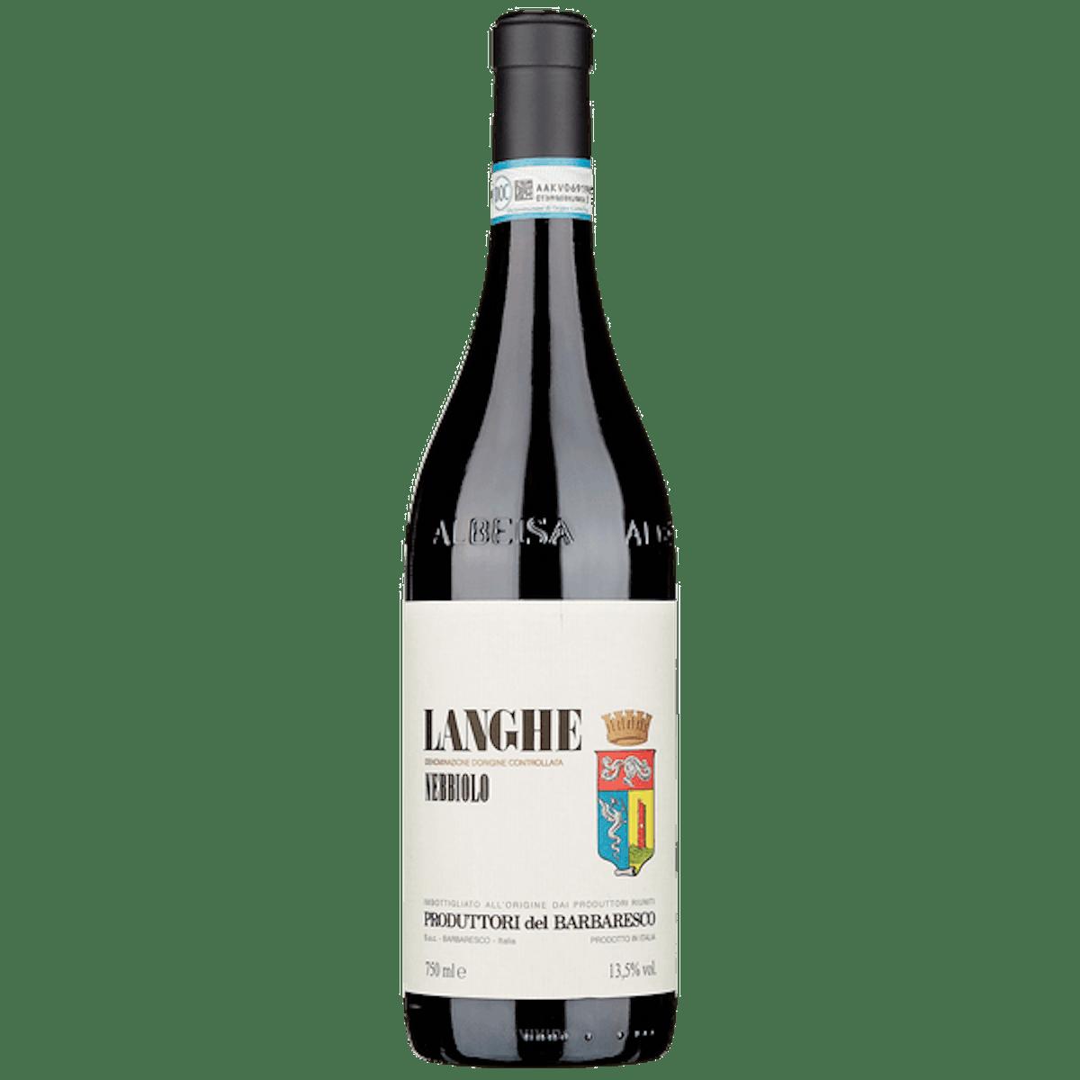 Langhe Nebbiolo, 2019