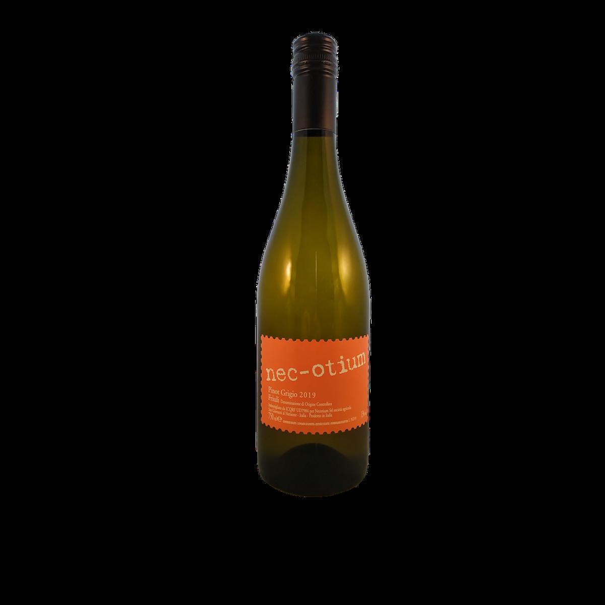 Pinot grigio 'Nec-Otium', 2020