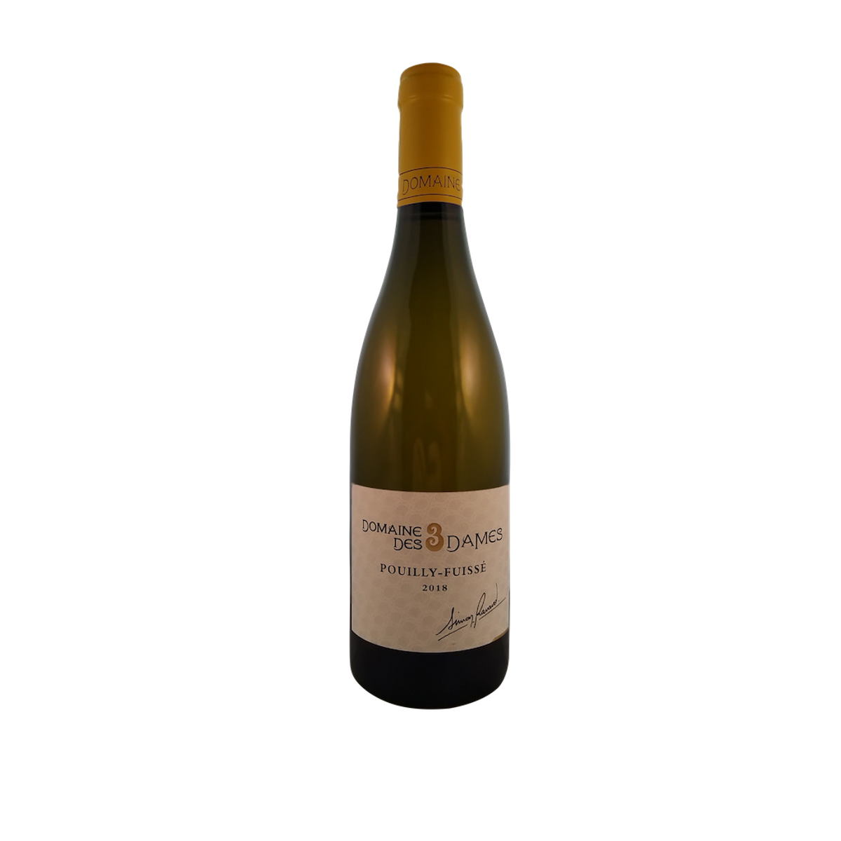 Pouilly Fuisse, 2018